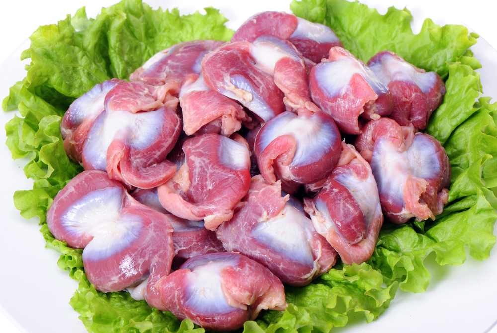 Chicken Gizzards Per Kg Smina Poultry Products